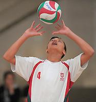 121129 Volleyball - North Island Secondary Schools Championships