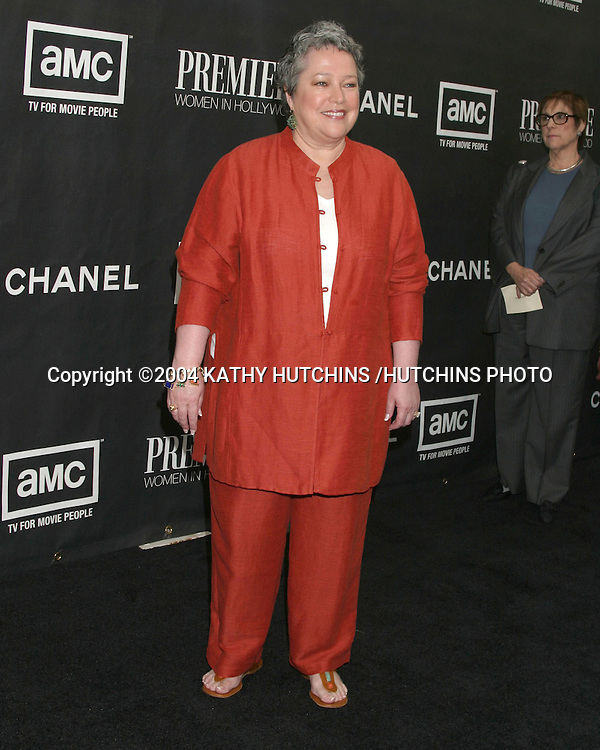 ©2004 KATHY HUTCHINS /HUTCHINS PHOTO.11TH PREMIERE WOMEN LUNCHEON.BEVERLY HILLS, CA.SEPTEMBER 14, 2004..KATHY BATES