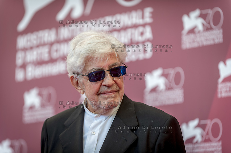 Venezia Sett.-06-2013 - 70th Film Festival di Venezia. PhotoCall with Ettore Scola Photo by Adamo Di Loreto /BuenaVista*photo