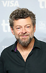 Andy Serkis attends 'Breathe' photo call during the 2017 Toronto International Film Festival at The Tiff Bell Lightbox on September 12, 2017 in Toronto, Canada.