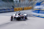 Edoardo Mortara of Switzerland from Venturi Formula E Team competes in the Formula E Qualifying Session 1 during the FIA Formula E Hong Kong E-Prix Round 1  at the Central Harbourfront Circuit on 02 December 2017 in Hong Kong, Hong Kong. Photo by Marcio Rodrigo Machado / Power Sport Images