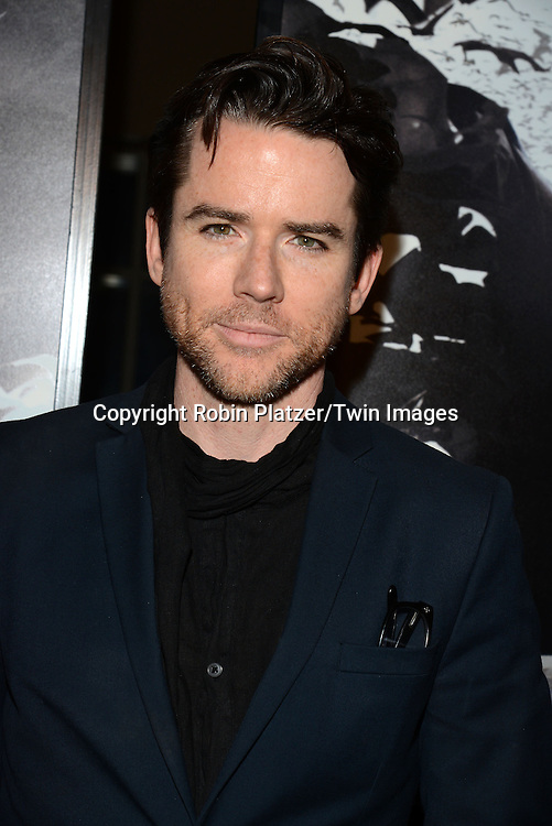 Christian Campbell attends the Special Screening of &quot;Dracula Untold&quot;  on October 6, 2014 at The ABC Loews 34th Street Imax Theatre In New York City. <br /> <br /> photo by Robin Platzer/Twin Images<br />  <br /> phone number 212-935-0770