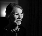 """Glenda Jackson during the Opening Night After Party for """"Three Tall Women"""" at the Bowery Hotel on 3/29/2018 in New York City."""