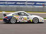 Kevin Woods (94) in action during the V8 Supercars and the Porsche GT3 Cup cars practice sessions at the Circuit of the Americas race track in Austin,Texas. ..