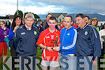 East Kerry Man of the Match in Killorglin on Saturday.