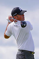 Matt Kuchar (USA) watches his tee shot on 7 during Saturday's round 3 of the 117th U.S. Open, at Erin Hills, Erin, Wisconsin. 6/17/2017.<br /> Picture: Golffile | Ken Murray<br /> <br /> <br /> All photo usage must carry mandatory copyright credit (&copy; Golffile | Ken Murray)