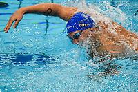 Caeleb Dressel USA, Cali Condors <br /> Men's 100m Freestyle <br /> Napoli 12-10-2019 Piscina Felice Scandone <br /> ISL International Swimming League <br /> Photo Andrea Staccioli/Deepbluemedia/Insidefoto