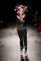 Desigual<br />  catwalk fashion show at New York Fashion Week<br /> Spring Summer 2018<br /> in New York, USA September 2017.<br /> CAP/GOL<br /> &copy;GOL/Capital Pictures