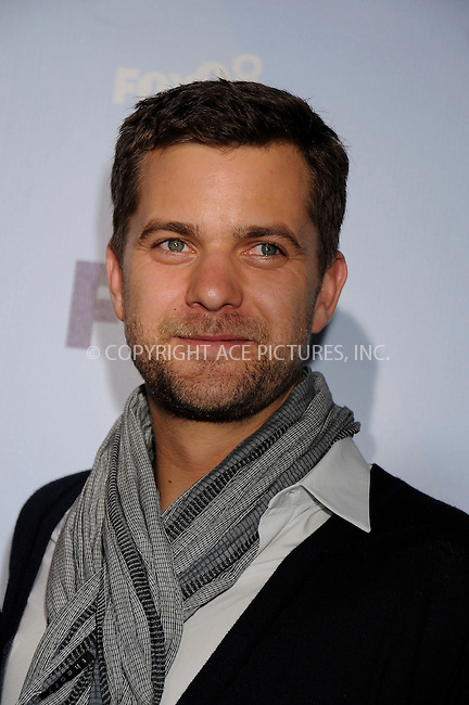 WWW.ACEPIXS.COM . . . . .....May 15, 2008. New York City.....Actor Joshua Jackson attends the Fox Network Upfront held at the Wollman Rink in Central Park ...  ....Please byline: Kristin Callahan - ACEPIXS.COM..... *** ***..Ace Pictures, Inc:  ..Philip Vaughan (646) 769 0430..e-mail: info@acepixs.com..web: http://www.acepixs.com
