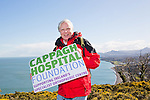 Cappagh Hospital Foundation's patron Francis Brennan at the launch of the 'Camino for Cappagh'. The fundraising walk will take place from October 10th to 17th and will cover the last 115km of the spectacular Portuguese Coastal Way. For more information please contact mark@chf.ie or visit www.chf.ie Pic Angela Halpin