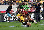 2008 Hurricanes vs. Reds (Wellington)