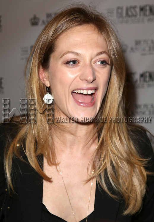 Marin Ireland  attends the Broadway Opening Night Performance of 'The Glass Menagerie' at the Booth Theatre in New York City on September 16, 2013.