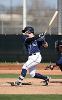 Nick Feight - San Diego Padres 2019 spring training (Bill Mitchell)