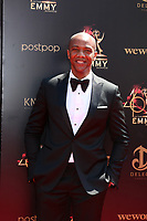 LOS ANGELES - MAY 5:  J August RIchards at the 2019  Daytime Emmy Awards at Pasadena Convention Center on May 5, 2019 in Pasadena, CA