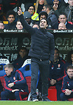 Arsenal's head coach Mikel Arteta during the Premier League match at Selhurst Park, London. Picture date: 11th January 2020. Picture credit should read: Paul Terry/Sportimage