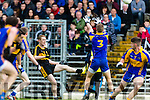Colm Cooper Dr Crokes in action against Gavin Crowley Kenmare District in the Senior County Football Championship final at Fitzgerald Stadium on Sunday.