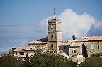 Europe/France/Languedoc-Roussillon/30/Gard / Saint-Quentin-la-Poterie: le village