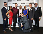 "Dan Domingues, Teresa Avia Lim, Jeff Applegate, Rajesh Bose, David Staller, Brenda Braxton, Robert Cuccioli and Jonathan Hadley attends the Opening Night of The Gingold Theatrical Group production of Bernard Shaw's ""Caesar & Cleopatra"" at Theatre Row Theatre on September 24, 2019 in New York City."
