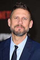 "director, David Ayer<br /> arriving for the ""Bright"" European premiere at the BFI South Bank, London<br /> <br /> <br /> ©Ash Knotek  D3364  15/12/2017"