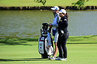 Inbee Park (KOR) waits to hit her seond shot on 18 during round 4 of  the Volunteers of America Texas Shootout Presented by JTBC, at the Las Colinas Country Club in Irving, Texas, USA. 4/30/2017.<br /> Picture: Golffile | Ken Murray<br /> <br /> <br /> All photo usage must carry mandatory copyright credit (&copy; Golffile | Ken Murray)