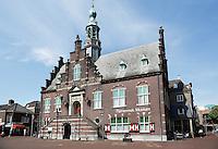 Purmerends Museum in de oude Kaaswaag in Purmerend