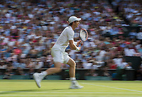 ANDY MURRAY (GBR)<br /> <br /> TENNIS - THE CHAMPIONSHIPS - WIMBLEDON 2015 -  LONDON - ENGLAND - UNITED KINGDOM - ATP, WTA, ITF <br /> <br /> &copy; AMN IMAGES23