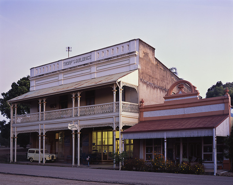 Thorpes Building, Ravenswood