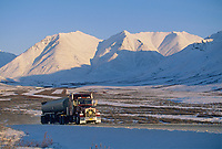 James Dalton Highway, Brooks range, Arctic, Alaska