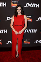 "LOS ANGELES - FEB 20:  Katrina Law at ""The Oath"" Season 2 Screening Event  at the Paloma on February 20, 2019 in Hollywood, CA"