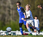 Germantown Legends Black vs. Lobos at Mike Rose Soccer Complex in Memphis, Tenn. on Wednesday, April 4, 2018. Legends won 1-0.