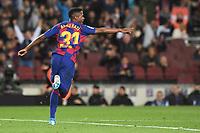 Ansu Fati<br /> Barcelona 02-02-2020 Camp Nou <br /> Football 2019/2020 La Liga <br /> Barcelona Vs Levante <br /> Photo Paco Larco / Panoramic / Insidefoto <br /> ITALY ONLY