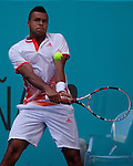 Open de Madrid. Tsonga vs Harrison 6 2   7 6