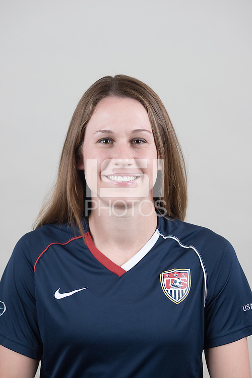 Heather O'Reilly.USA Women head shots.