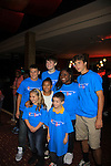 "One Life To Live Carmen LoPorto ""Jack Manning"", Austin Williams ""Shane"", Shenell Edminds ""Destiny"", Andrew Trischitta ""Jack Manning"" - front Stephanie Schmal ""Bree"", Saoirse Scott ""Jamie"", Patrick Gibbons ""Sam Manning"" at the 9th Annual Daytime Stars & Strikes Charity Event to benefit The American Cancer Society on October 7, 2012 at Bowlmor Lanes Times Square, New York City, New York.  (Photo by Sue Coflin/Max Photos)  - 9th Annual Daytime Stars & Strikes Charity Event to benefit The American Cancer Society hosted by Jerry verDorn and Liz Keifer on October 7, 2012 at Bowlmor Lanes Times Square, New York City, New York.  (Photo by Sue Coflin/Max Photos)"
