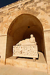 Jerusalem, Israel, Rockefeller Museum in East Jerusalem, archeological finds from the Holy Land<br />