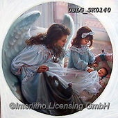 CHILDREN, KINDER, NIÑOS, paintings+++++,USLGSK0140,#K#, EVERYDAY ,Sandra Kock, victorian ,angels