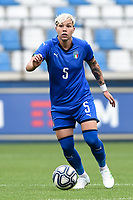 Elena Linari<br /> Reggio Emilia 29-5-2019 <br /> Womens Football Friendly Match <br /> Italy - Switzerland <br /> Photo Daniele Buffa / Image Sport /Insidefoto