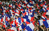 The French support during the International Friendly match between France and England at Stade de France, Paris, France on 13 June 2017. Photo by David Horn/PRiME Media Images.