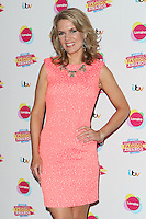 Charlotte Hawkins arriving at for Lorraine's High Street Fashion Awards 2014, at Vinopolis, London. 21/05/2014 Picture by: Alexandra Glen / Featureflash
