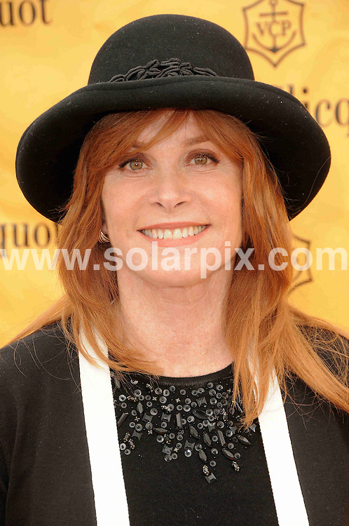 **ALL ROUND PICTURES FROM SOLARPIX.COM**.**WORLDWIDE SYNDICATION RIGHTS**.Veuve Clicquot Gold Cup Polo Final, Cowdray Park, Midhurst, UK. 19 July 2009..This pic: Stefanie Powers..JOB REF: 9528 MSR    DATE: 19_07_2009.**MUST CREDIT SOLARPIX.COM OR DOUBLE FEE WILL BE CHARGED**.**ONLINE USAGE FEE GBP 50.00 PER PICTURE - NOTIFICATION OF USAGE TO PHOTO @ SOLARPIX.COM**.**CALL SOLARPIX : +34 952 811 768 or LOW RATE FROM UK 0844 617 7637**