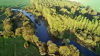 The River Test at Cilbolton, Hampshire