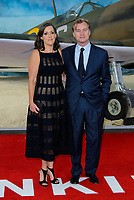 www.acepixs.com<br /> <br /> July 13 2017, London<br /> <br /> Emma Thomas and Christopher Nolan arriving at the premiere of 'Dunkirk' at the BFI Southbank on July 13, 2017 in London, England. <br /> <br /> By Line: Famous/ACE Pictures<br /> <br /> <br /> ACE Pictures Inc<br /> Tel: 6467670430<br /> Email: info@acepixs.com<br /> www.acepixs.com