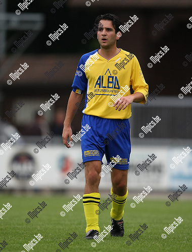 2008-07-18 / Voetbal / seizoen 2008-2009 / FC De Kempen / Janick Vos..Foto: Maarten Straetemans (SMB)