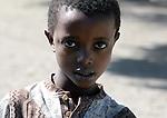 AWASA - ETHIOPIA - 15 APRIL 2004 --An Ethiopian girl in the East African Rift Valley city of Awasa. --PHOTO: JUHA ROININEN / EUP-IMAGES