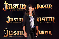 "Actress Inma Cuesta during ""Justin And The Knights Of Valour"" film presentation in Spain, in Villaviciosa de Odon castle, in Madrid, Spain. September 11, 2013. (Alterphotos/Victor Blanco) /nortephoto.com"