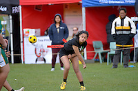 Action from the Secondary Schools Regional KI O RAHI Tournament at Mana College, Porirua, Wellington, New Zealand on Wednesday 30 October 2013.<br />