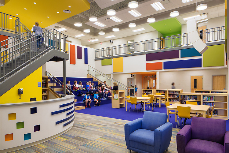 North Ridgeville Academic Center | ThenDesign Architecture