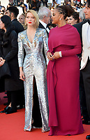 Lea Seydoux &amp; Ava DuVernay at the closing gala screening for &quot;The Man Who Killed Don Quixote&quot; at the 71st Festival de Cannes, Cannes, France 19 May 2018<br /> Picture: Paul Smith/Featureflash/SilverHub 0208 004 5359 sales@silverhubmedia.com