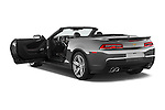 Car images of a 2014 Chevrolet Camaro ZL1 2 Door Convertible Doors