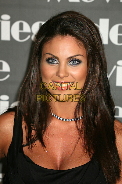 NADIA BJORLIN.15th Annual Faith & Values Movieguide Awards at the Beverly Wilshire Hotel, Beverly Hills, California, USA..February 20th, 2007.headshot portrait cleavage .CAP/ADM/BP.©Byron Purvis/AdMedia/Capital Pictures